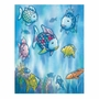 Art 4 Kids Rainbow Fish III Wall Art