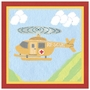 Art 4 Kids Rescue Helicopter Wall Art