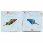 Art 4 Kids Rocket Ship Collection Wall Art