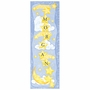 Art 4 Kids Sleepy Night Growth Chart Create-A-Name Wall Art