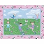 Art 4 Kids Soccer Friends Wall Art