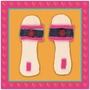 Art 4 Kids Tres Chic Shoes I Wall Art