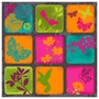 Art 4 Kids Vivid Organic I Wall Art