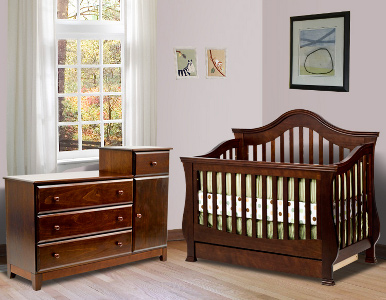 Ashbury Convertible Crib Collection Free Shipping