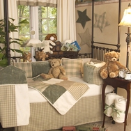 Ashton Crib Bedding Collection by Glenna Jean