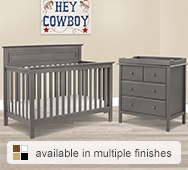 Autumn Convertible Crib Collection by DaVinci
