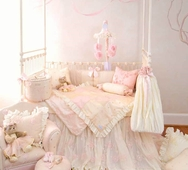 Ava Crib Bedding Collection by Glenna Jean