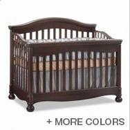Avalon Convertible Crib Collection by Natart