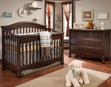 Avalon Convertible Crib Collection