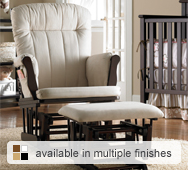 Avalon Glider Collection by Graco Cribs