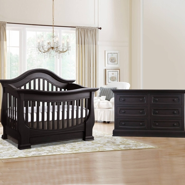 Baby Appleseed 2 Piece Nursery Set Davenport 3 In 1