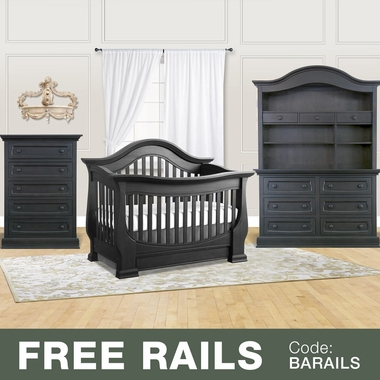 Baby Appleseed 4 Piece Nursery Set Davenport 3 In 1