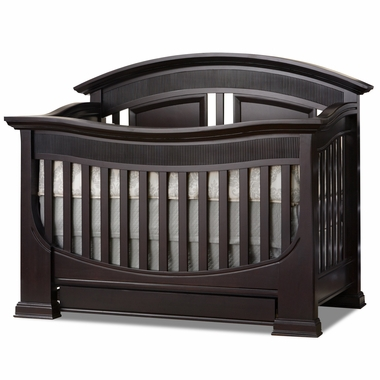 Baby Appleseed Chelmsford 3 In 1 Convertible Crib In