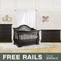 Baby Appleseed Davenport 2 Piece Nursery Set Convertible