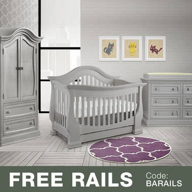 Baby Appleseed Davenport 3 Piece Nursery Set 3 In 1