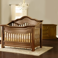 Baby Appleseed Millbury Convertible Crib Sets in Coco