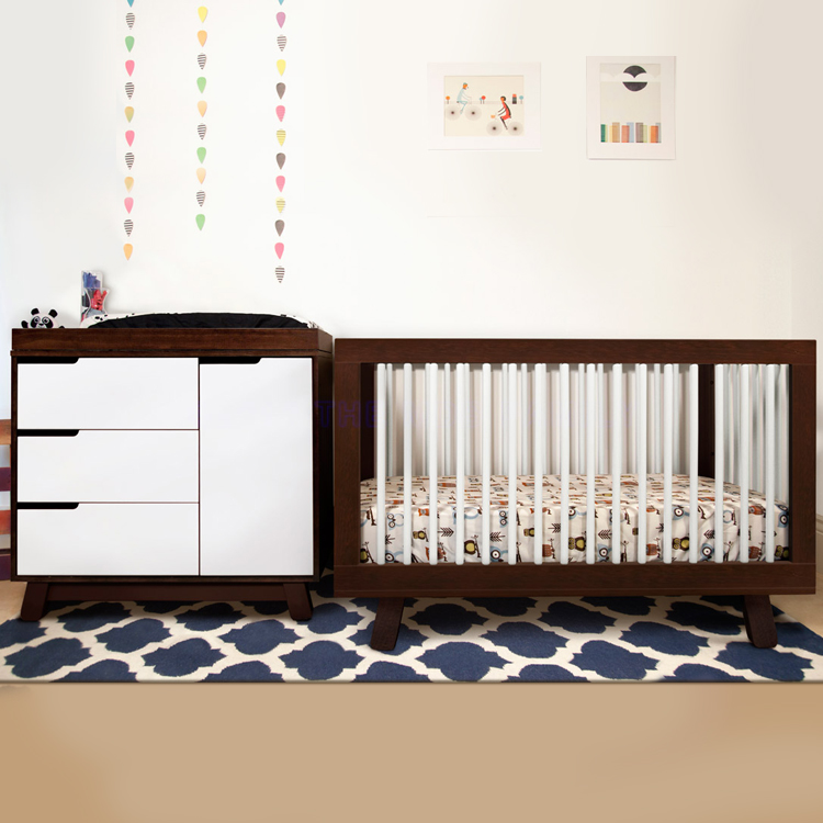 Scandinavian Crib Modern Baby Cribs & Nursery Furniture  Simply Baby Furniture