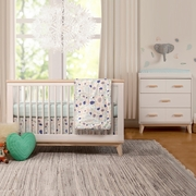 Babyletto 2 Piece Nursery Set Scoot 3 In 1 Convertible