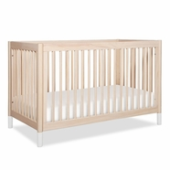 Babyletto Gelato Convertible Crib in Washed Natural