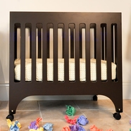 Babyletto Greyson Mini Crib in Espresso