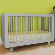 Babyletto Hudson Crib in Grey