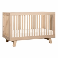 Babyletto Hudson Crib in Washed Natural