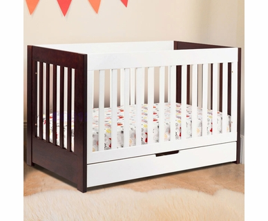 Babyletto Mercer 3-in-1 Two-Tone Baby Crib