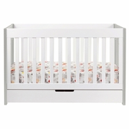 Babyletto Mercer Crib in Grey