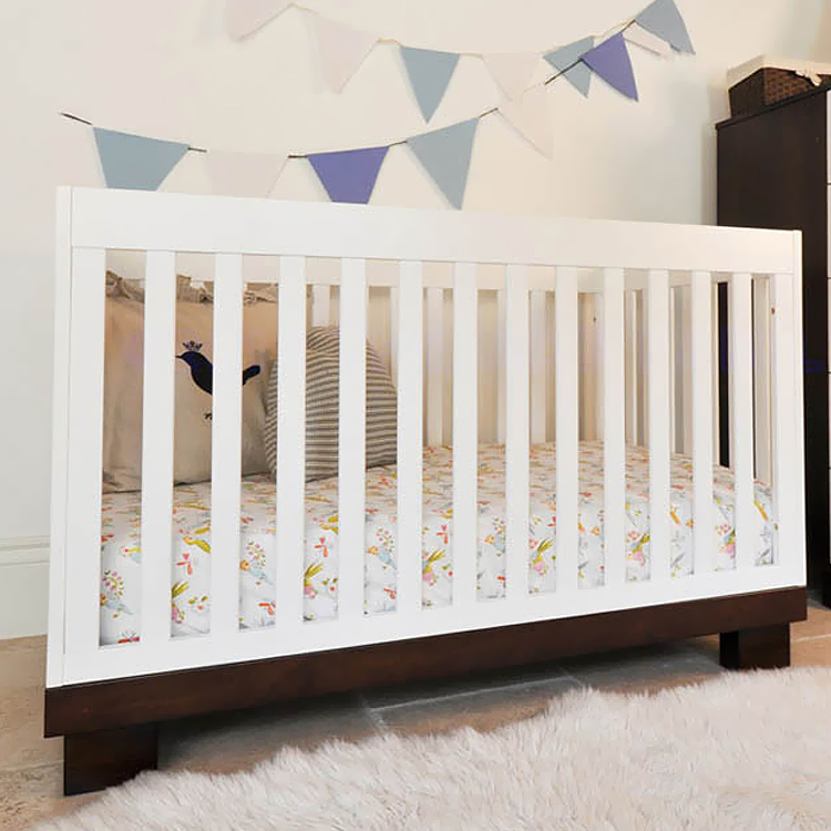 Gallery For Modern White Baby Cribs