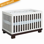 Babyletto Modo Crib Sets in Two-Tone