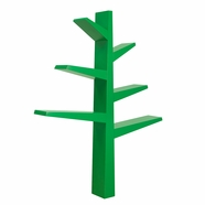 Babyletto Spruce Tree Bookcase in Green