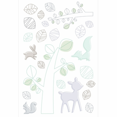Babyletto Tranquil Wall Decal