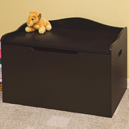 Badger Basket Bench Top Toy Box in Espresso