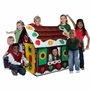Bazoongi Gingerbread House Play Tent