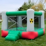 Bazoongi Kids Nuclear Base Bounce House