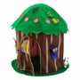 Bazoongi Puppet Tree Play Structure