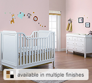 Bedford Crib Collection by Sorelle