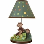 Bedtime Originals Curly Tails Lamp with Shade