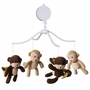 Bedtime Originals Curly Tails Musical Mobile