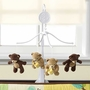 Bedtime Originals Honey Bear Musical Mobile by Lambs & Ivy