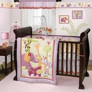 Lil' Friends Bedding Collection by Bedtime Originals