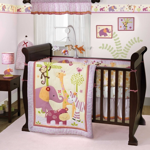 Lil' Friends Bedding Collection