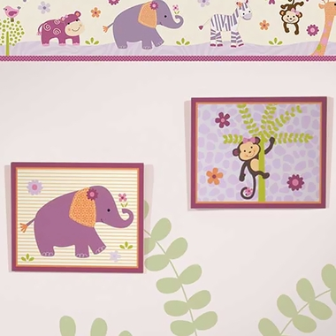 Bedtime Originals Lil Friends Wall Decor By Lambs Ivy Free Shipping