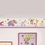 Bedtime Originals Lil' Friends Wallpaper Border by Lambs & Ivy