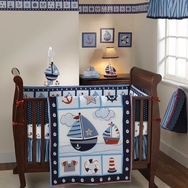 Sail Away Bedding Collection by Bedtime Originals