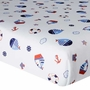 Bedtime Originals Sail Away Crib Sheet by Lambs & Ivy