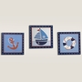 Bedtime Originals Sail Away Wall Decor by Lambs & Ivy