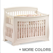 Bella Convertible Crib Collection by Natart