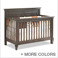 Belmont Convertible Crib Collection by Natart