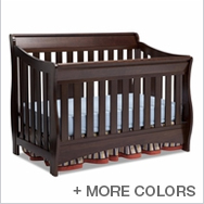 Bentley Crib Collection by Delta Children